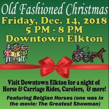 Elkton's Old Fashioned Christmas