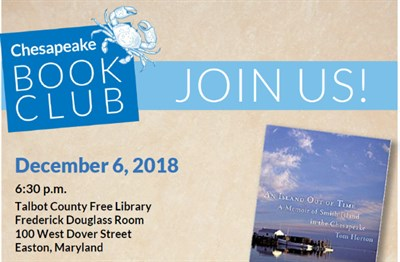 Chesapeake Book Club Poster