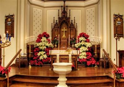 Church in Frederick