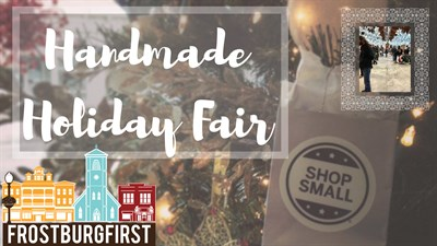 Handmade Holiday Fair Logo