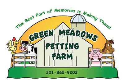 Green Meadows Petting Farm Logo