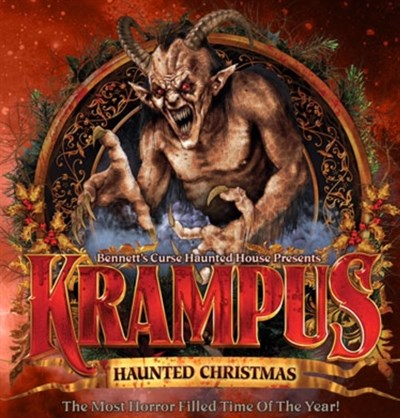 Krampus Haunted Christmas
