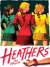 Colorful image of the Heathers.
