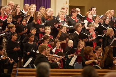 St. Louis choirs performing
