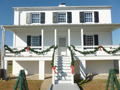 Piney Point Holiday Exhibit