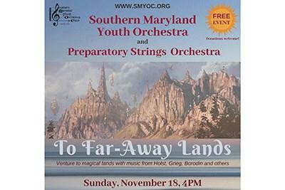 To Far-Away Lands Poster