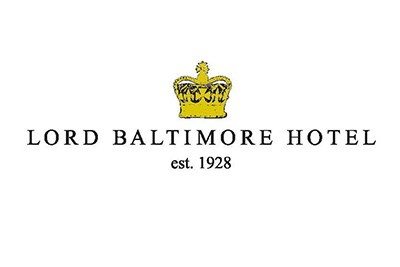 Lord Baltimore Hotel's Logo
