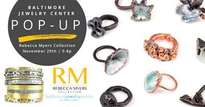 Baltimore Jewelry Center Pop-Up Flyer