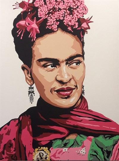 Frida by David Amoroso