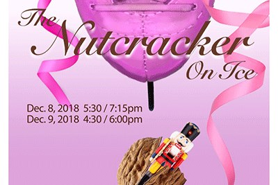 Nutcracker On Ice Poster