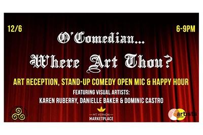 O' Comedian...Where Art Thou? poster