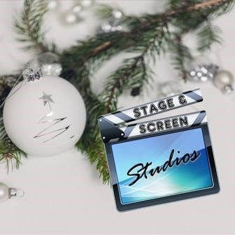 Holiday Revue at Stage & Screen Studios Logo