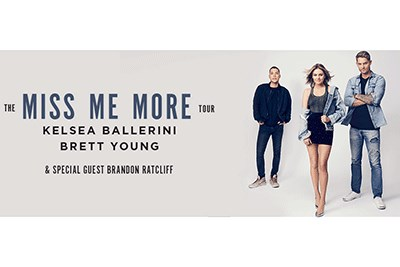 Kelsea Ballerini: Miss Me More Tour poster