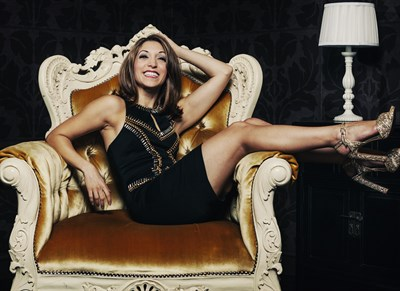Christina Bianco performs with the BSO
