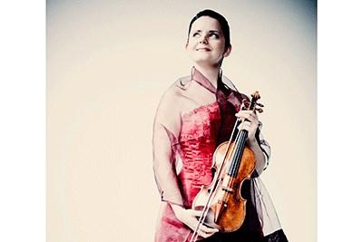 Violinist Baiba Skride