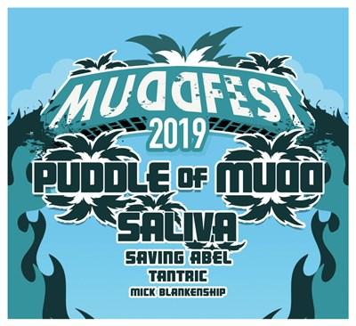 Muddfest poster