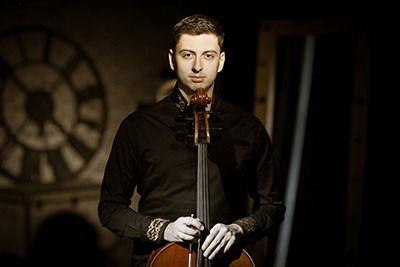 Narek Hakhnazaryan performs with the BSO