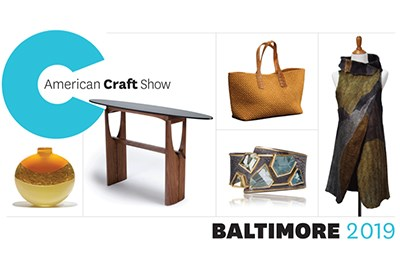American Craft Show poster