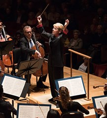 Marin Alsop Conducts Porgy and Bess