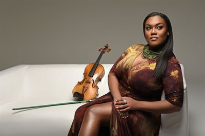 Billboard Charting Violinist Chelsey Green