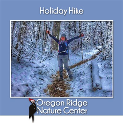 Holiday Hike Poster