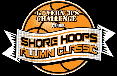 The Shore Hoops Alumni Classic logo