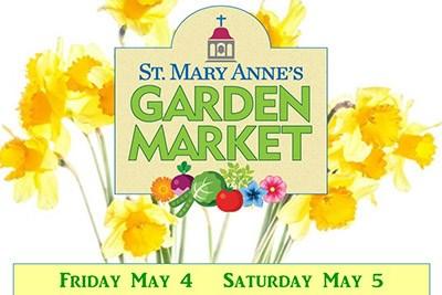 St. Mary Anne's Garden Market logo