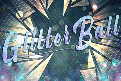 Glitter Ball logo