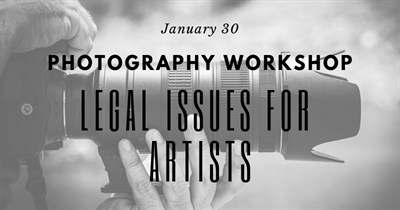 Workshop: Legal Issues for Artists: Copyright & Work for Hire