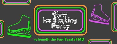 chill out with us at the Glow in the Dark Skate Party!