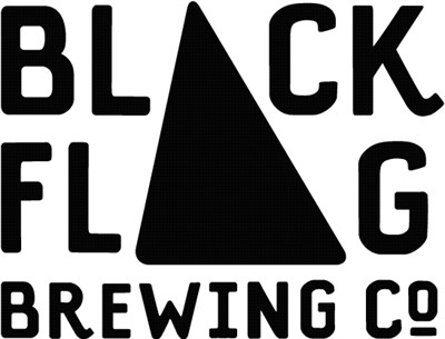 Black Flag Brewing Company Logo