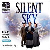 Silent Sky, by Lauren Gunderson