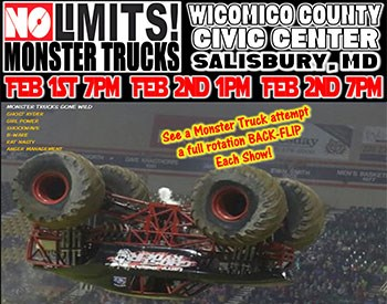 No Limits! Monster Truck