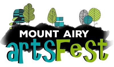 Mount Airy ArtsFest logo