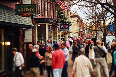 First Friday in Historic Chestertown