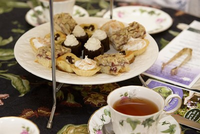Tea Pastry and Goodies