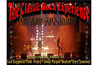 The Classic Rock Experience poster