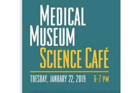 Medical Museum Science Cafe Logo