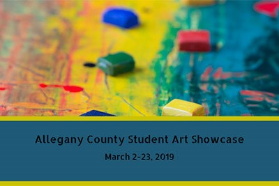 Allegany County Student Art Showcase