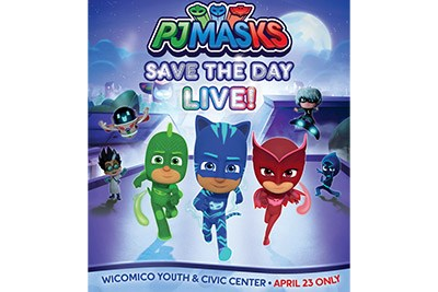 PJ Masks Live: Save The Day