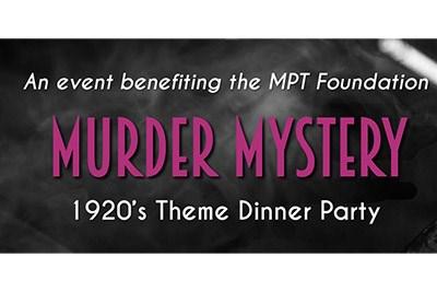 Murder Mystery Dinner Show Poster