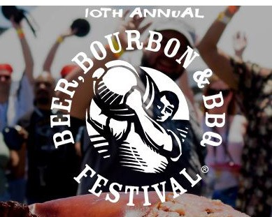 Beer, Bourbon and BBQ Festival Logo