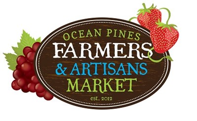 The Ocean Pines Farmers and Artisans Market logo