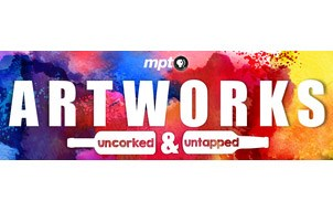 Artworks Uncorked & Untapped Poster