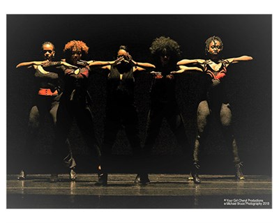 Dancers Perform All That Jazz