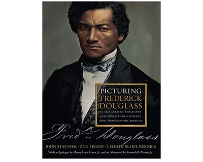 Picturing Frederick Douglass Book Cover