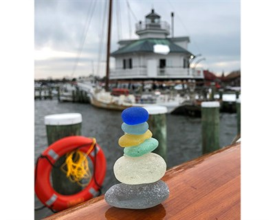 Sea Glass at the waterfront