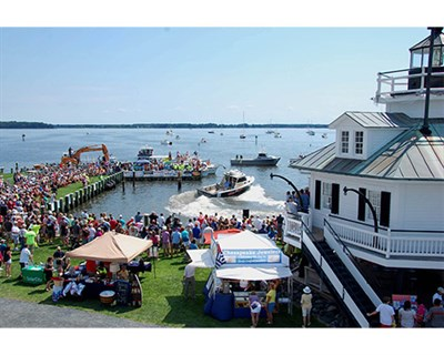 Watermen's Rodeo at the Chesapeake Bay Maritime Museum in St. Michaels