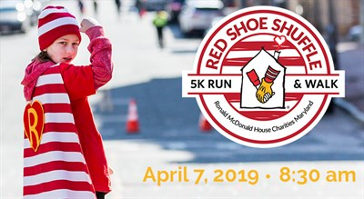 Red Shoe Shuffle poster