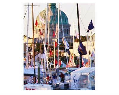 Sailboat Show in Annapolis